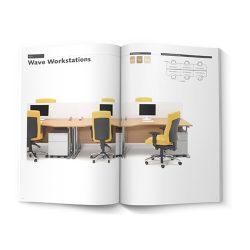 Furniture Catalog Printing