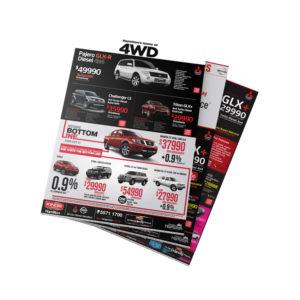 Auto Magazine Printing