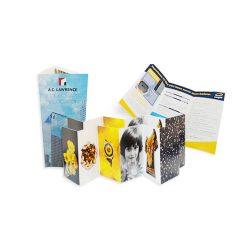 Bifold Flyer Printing