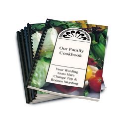 Cookbook Printing