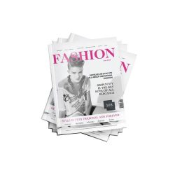 Fashion Magazine Printing