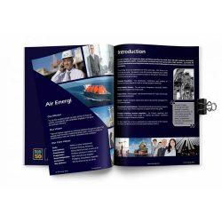 Financial Brochure Printing