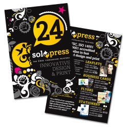 8.5X11″ Flyer Printing