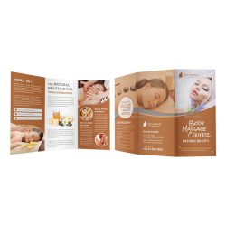 Trifold Flyer Printing
