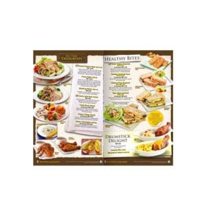 Restaurant Paper Table Mats