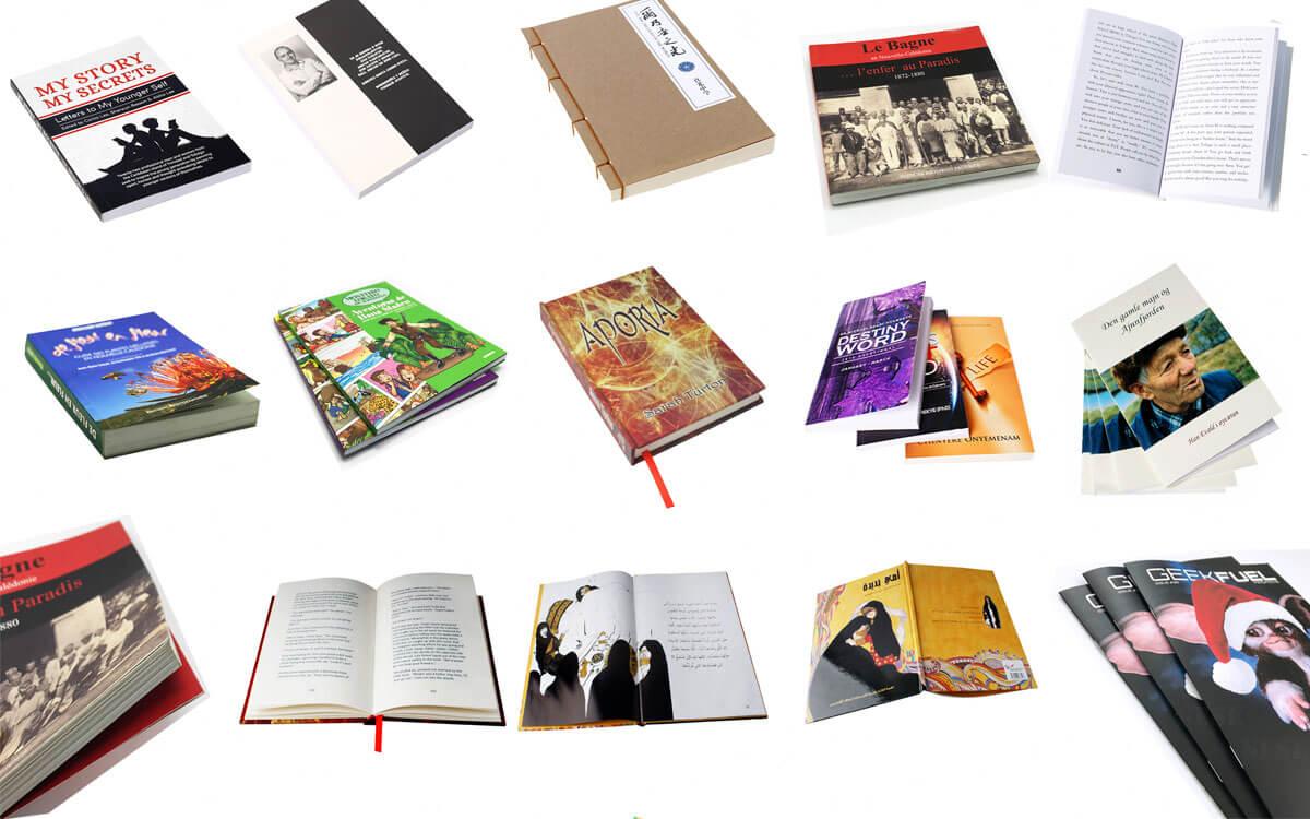 Fiction Book Printing