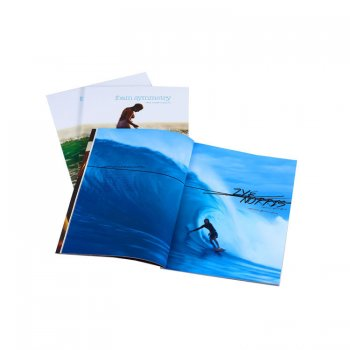 Factory Professional Colorful Catalogue and Brochures Printing