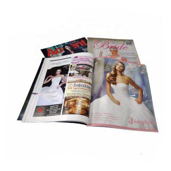 Cheap Wholesale Custom dress clothing Catalogue furniture catalog Printing