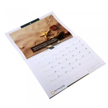 China wholesale best seller desk and wall calendar printing