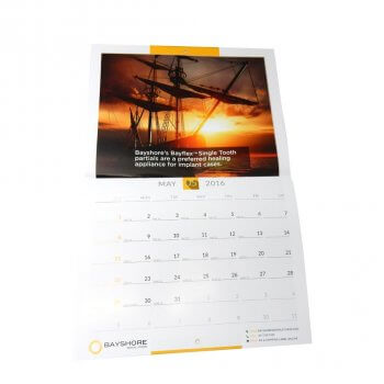 China custom services cheap wholesale calendar printing