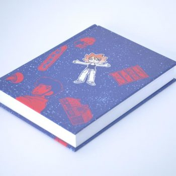 Hardcover comic book printing