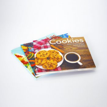 Cheap hot sale OEM design coloring 5 star restaurant recipe cookbook printing