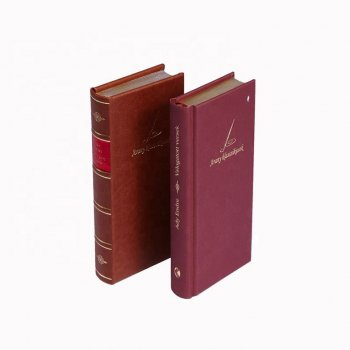 custom softcover books with french jacket printing on demand