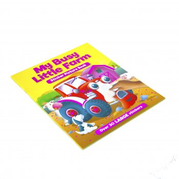 Top quality custom Colour children's drawing books colour books Printing
