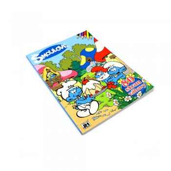 Custom OEM Design CMYK Color Children FSC Paper Funny Cartoon book animal Story book Printing