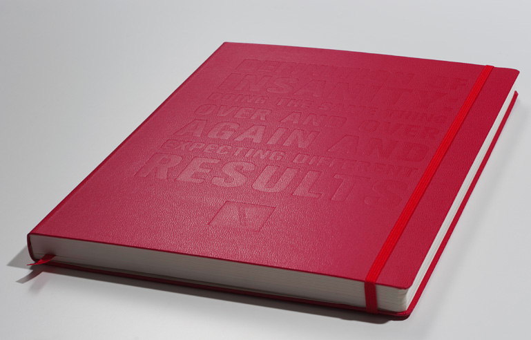 hardocver notebooks printing