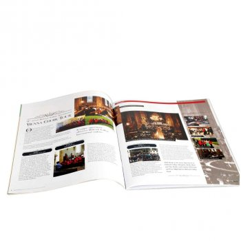 Large quantity quality guaranteed low cost magazine printing