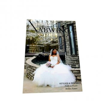 Mass production quality assured competitive magazine printing cost