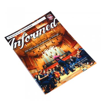 Large quantity good quality full colour magazine printing
