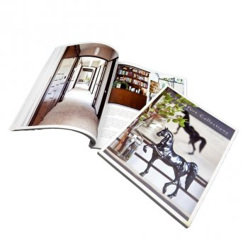 Better quality lower price China offset printing magazine