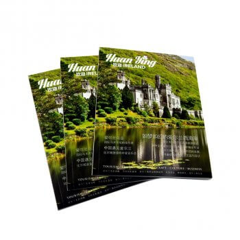 China company cheap offset high quality magazine printing