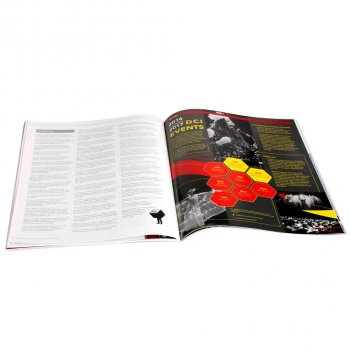 top quality monthly journal magazine printer