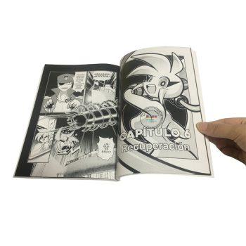 Book print comic/book comic/comic book print on demand