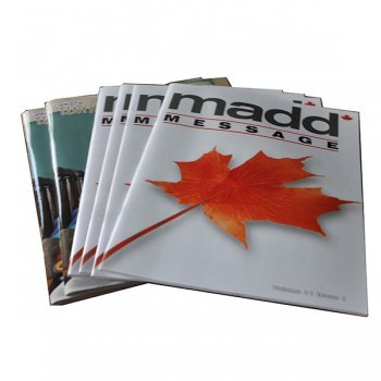 Cheap professional bulk customized softcover catalogue sex women magazine printing service